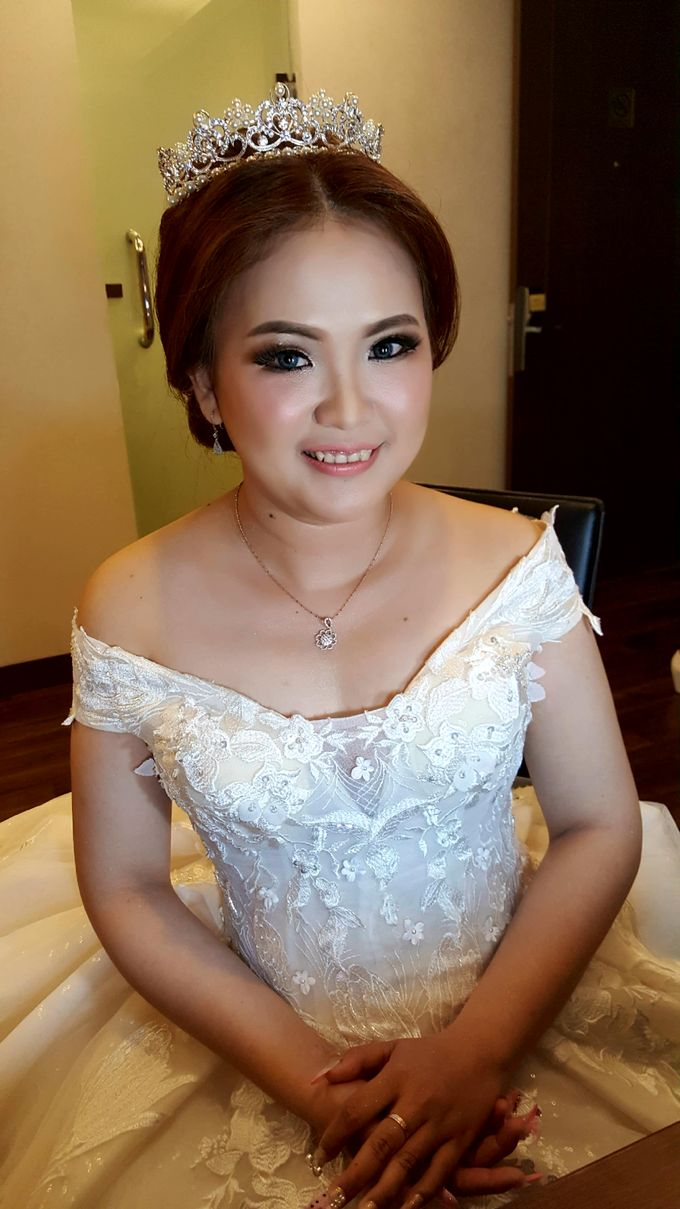 Make Up Bride by Flo Make Up Artist - 001