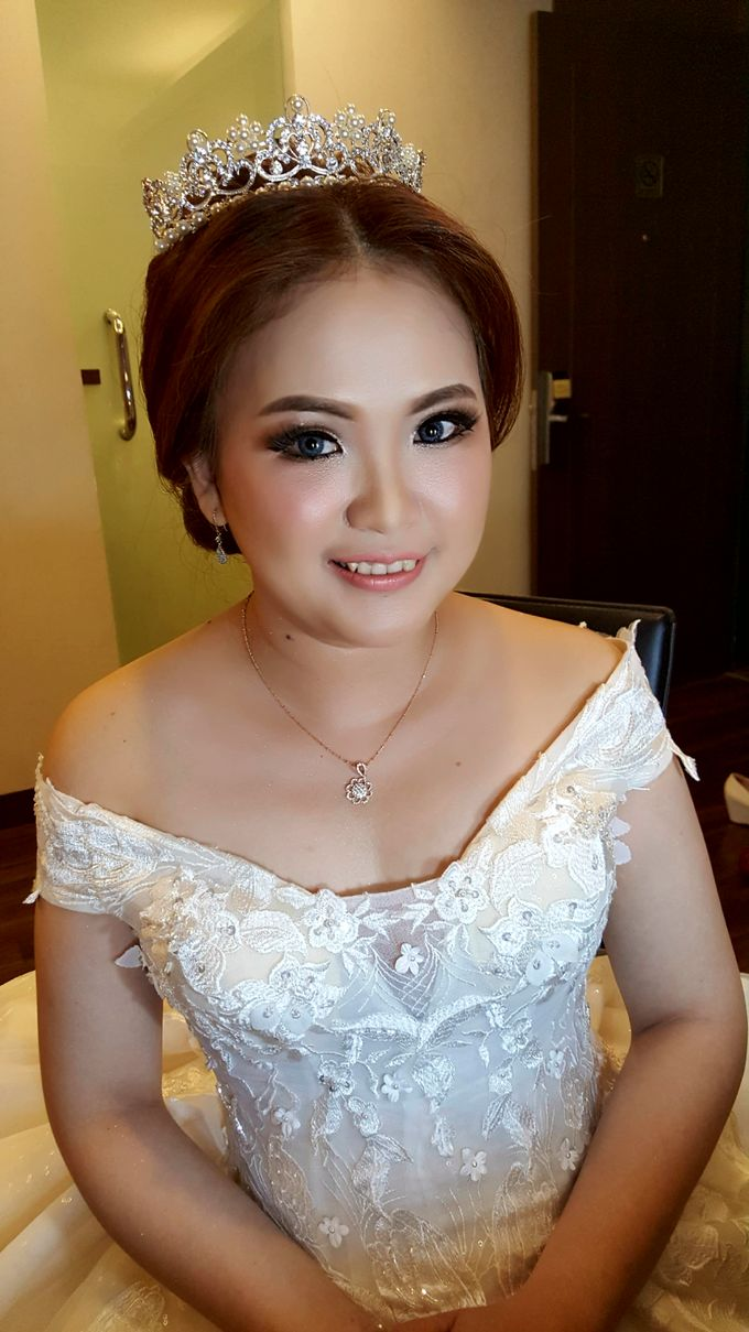 Make Up Bride by Flo Make Up Artist - 003