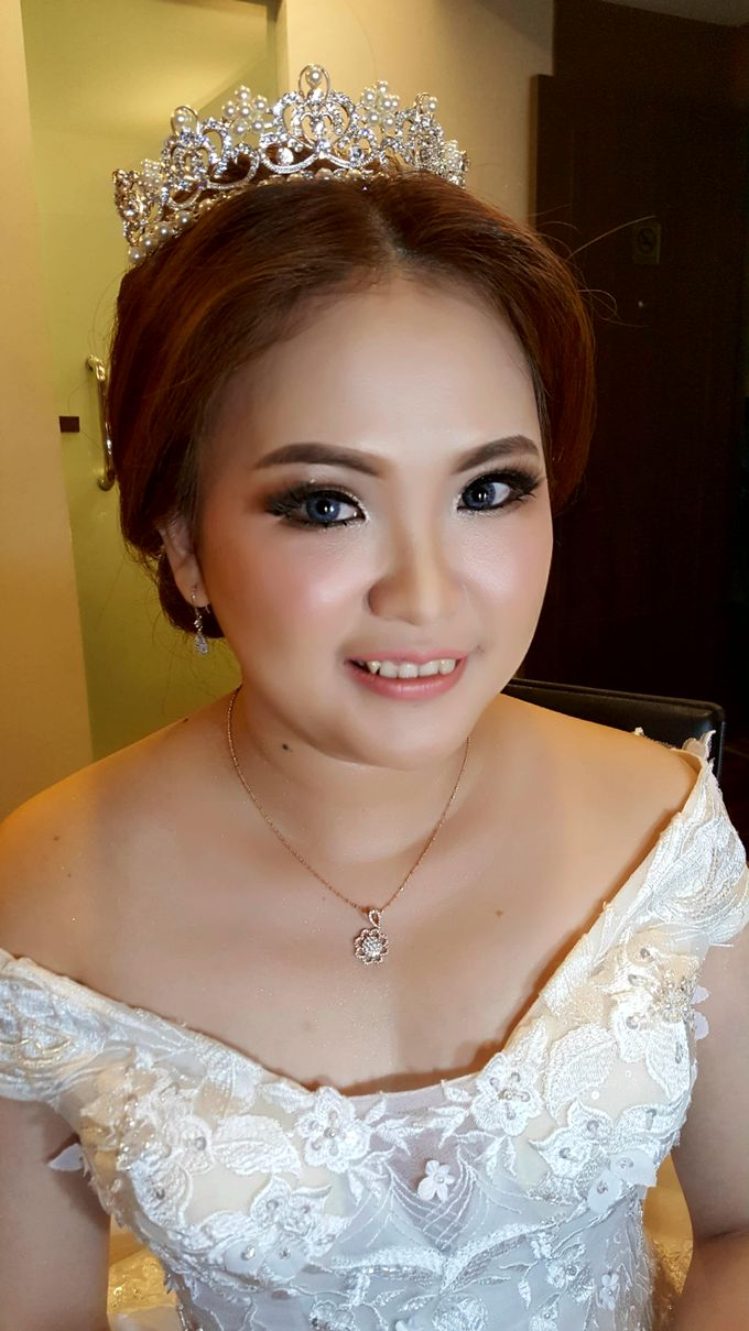 Make Up Bride by Flo Make Up Artist - 002