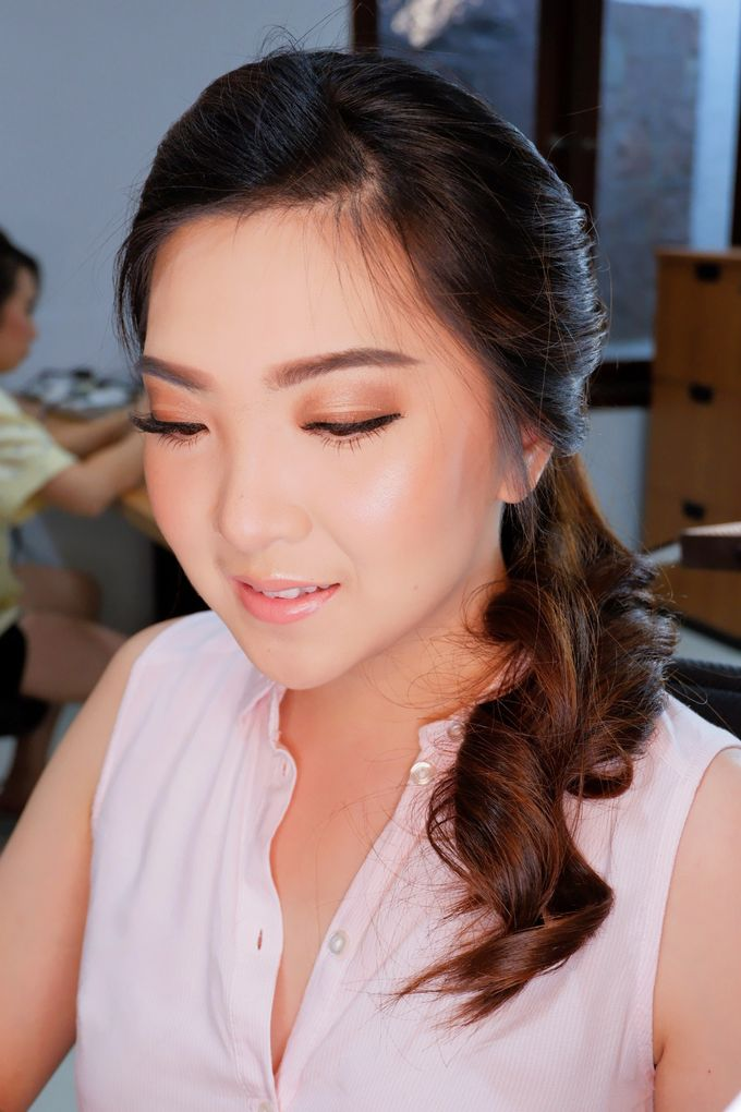 Party Makeup by Brushedbyit - 025