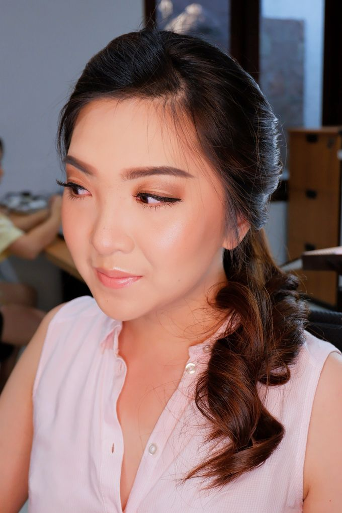 Party Makeup by Brushedbyit - 026