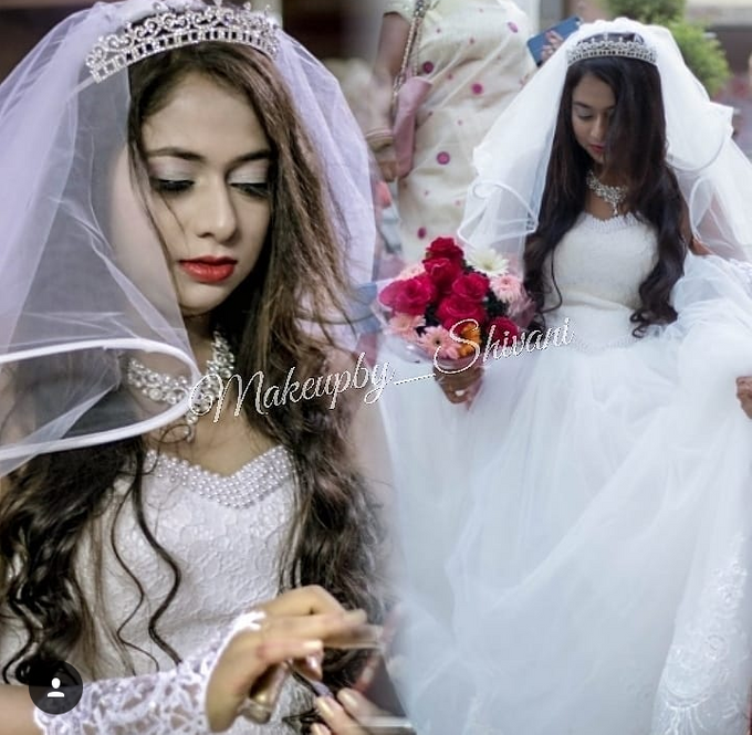 Bridal Makeup (MAC, HD) by makeupby_shivani - 010