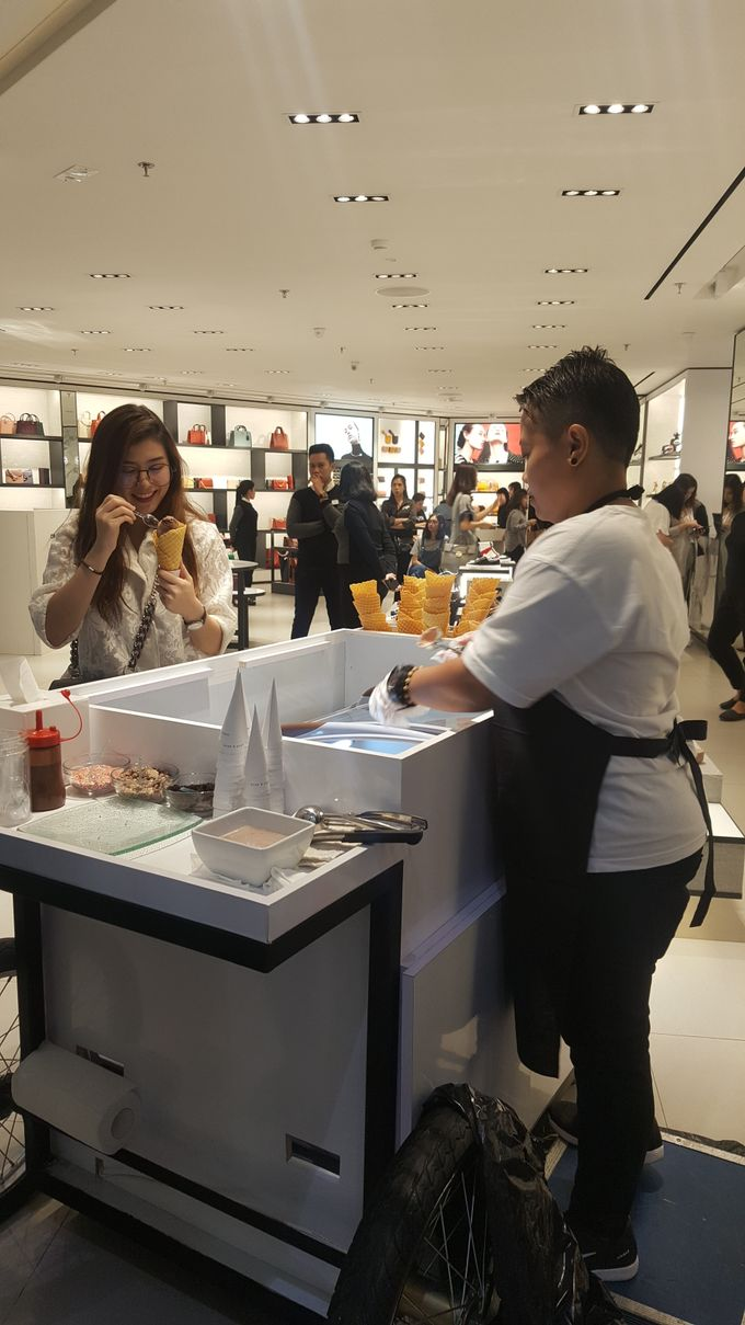 Charles & Keith Customer Gathering by de Boliva Ice Cream - 001