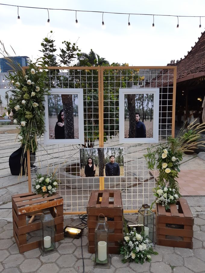 The Wedding of Mr Achmad Nibraska & Mrs Dana Meidina by PUSPA CATERING - 002