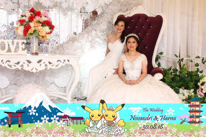 Wedding by Picpack photobooth - 042