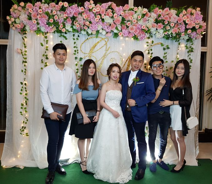Celebrating The Wedding Of Gilbert And Winnie by EPeak Event Solutions - 009