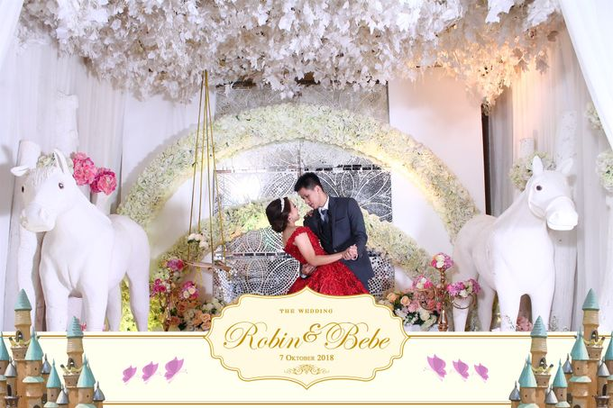 Wedding by Picpack photobooth - 019