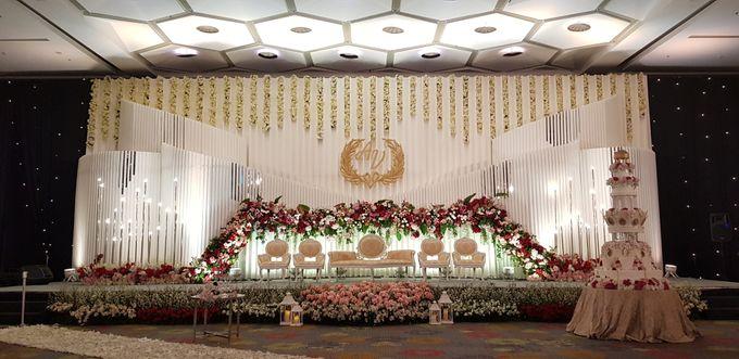 Wedding ARDY & VINA by Holiday Inn Jakarta Kemayoran - 002