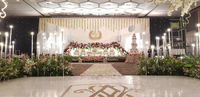 Wedding ARDY & VINA by Holiday Inn Jakarta Kemayoran - 001