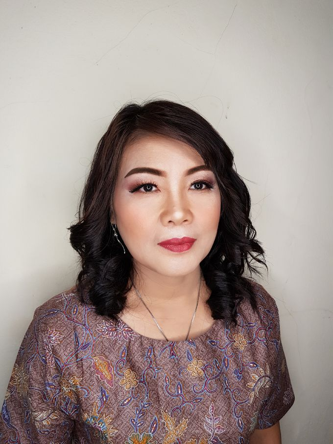 Simple Party Makeup by Juny Veniera Makeup Artist - 006