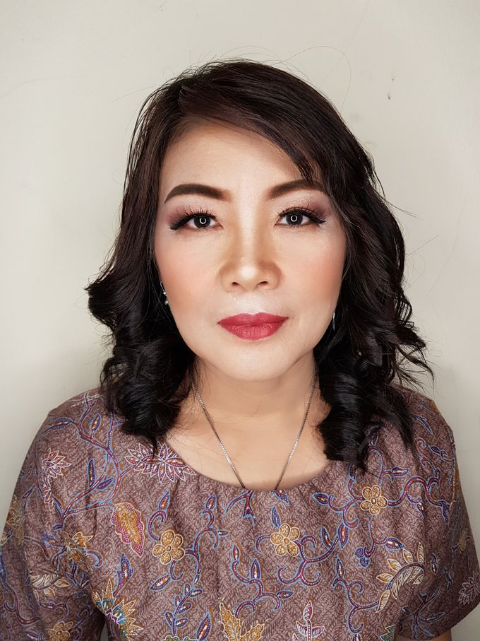 Simple Party Makeup by Juny Veniera Makeup Artist - 005