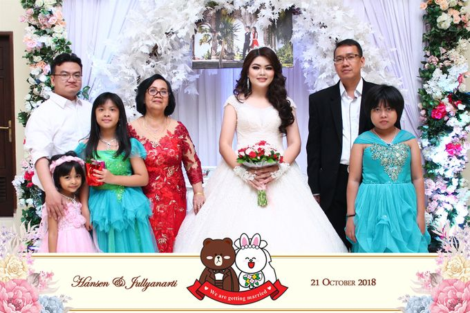 Wedding by Picpack photobooth - 021
