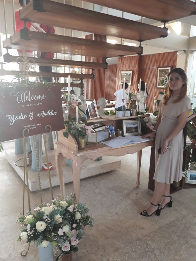Wedding Of Yogie & Ardelia (Oct 28, 2018 by Silverdust Decoration - 001
