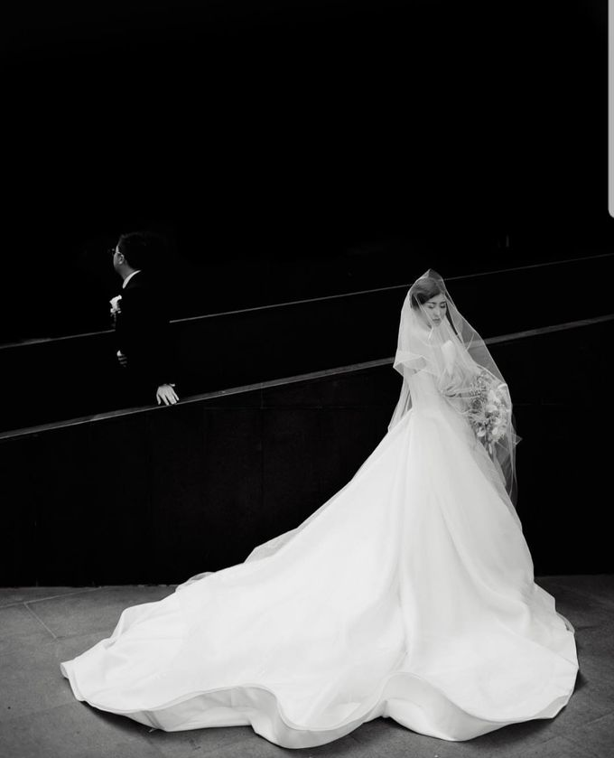 wedding of william & amanda by Vivi Valencia - 005