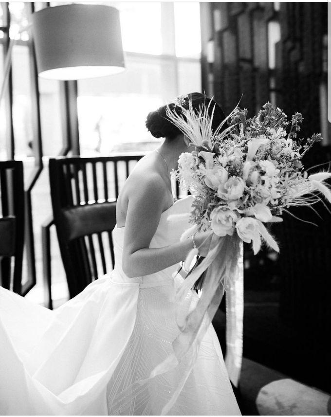 wedding of william & amanda by Vivi Valencia - 007