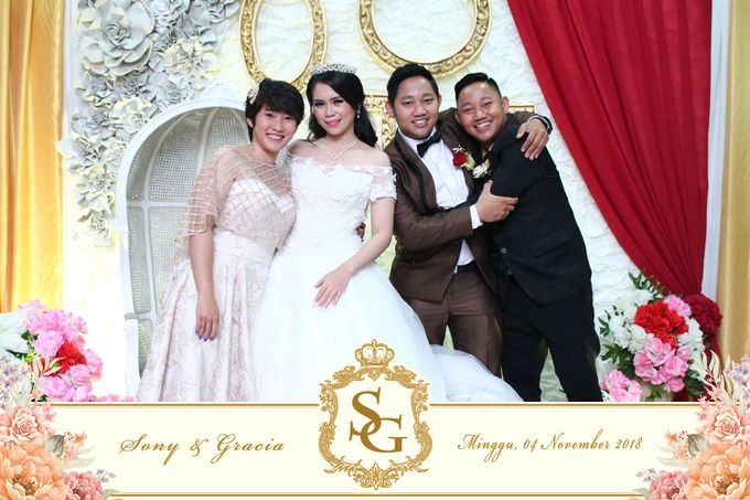 Wedding by Picpack photobooth - 008