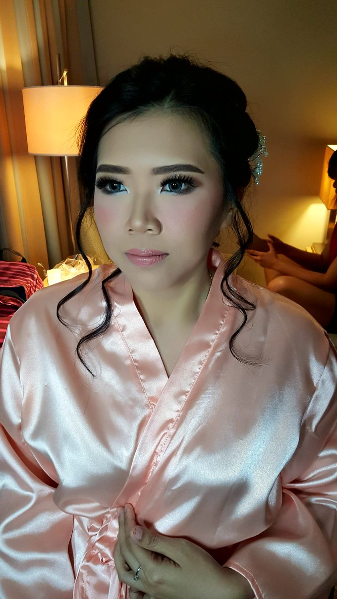 Make Up Bridesmaid by Flo Make Up Artist - 002