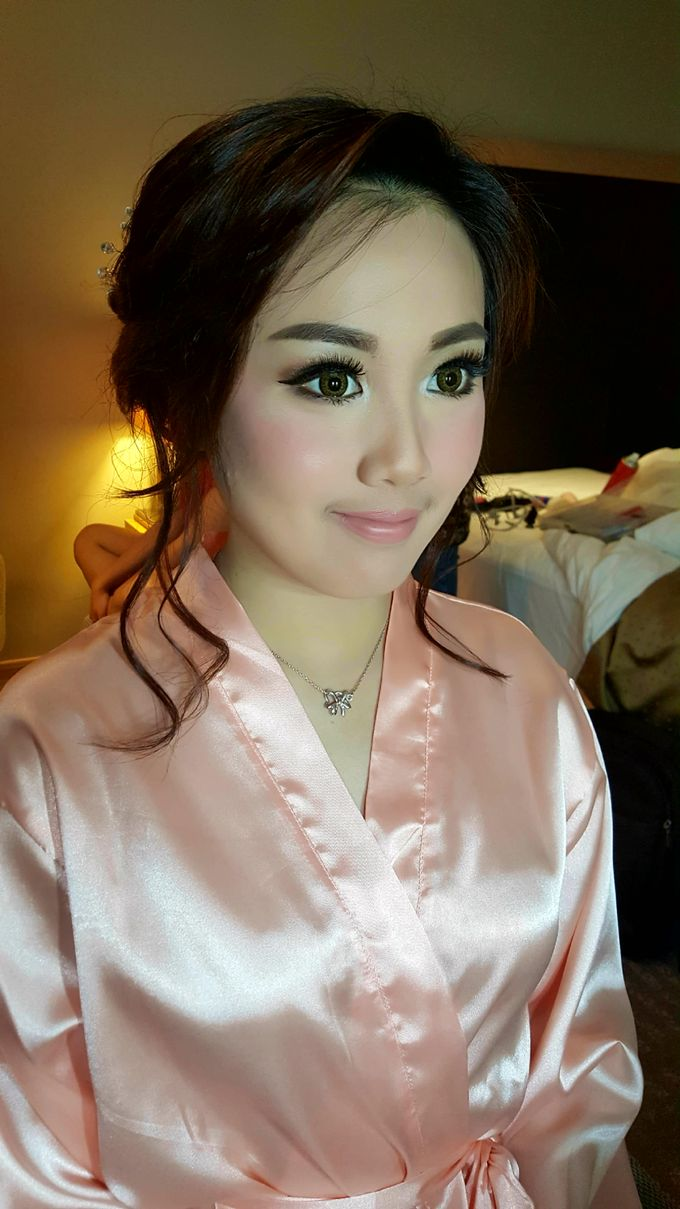 Make Up Bridesmaid by Flo Make Up Artist - 003