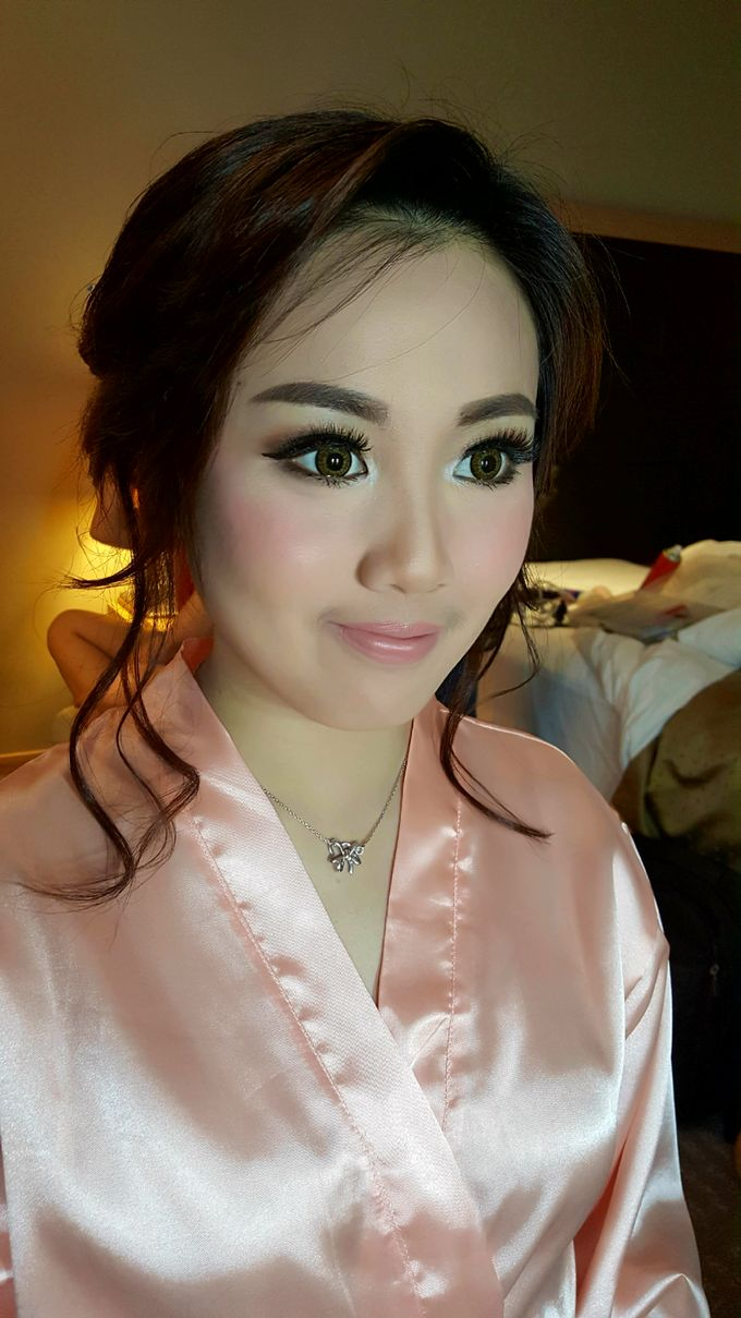 Make Up Bridesmaid by Flo Make Up Artist - 002