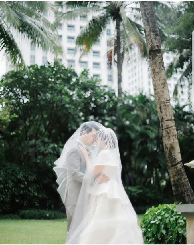wedding of stephanus & crystabel by Vivi Valencia - 004