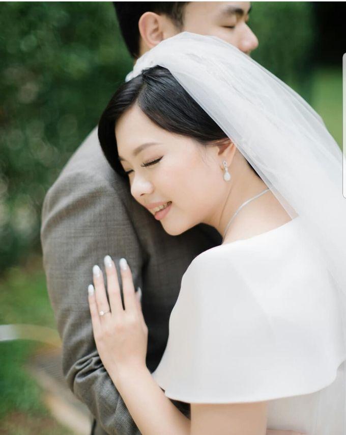 wedding of stephanus & crystabel by Vivi Valencia - 001