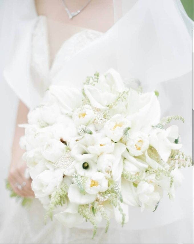 wedding of stephanus & crystabel by Vivi Valencia - 002