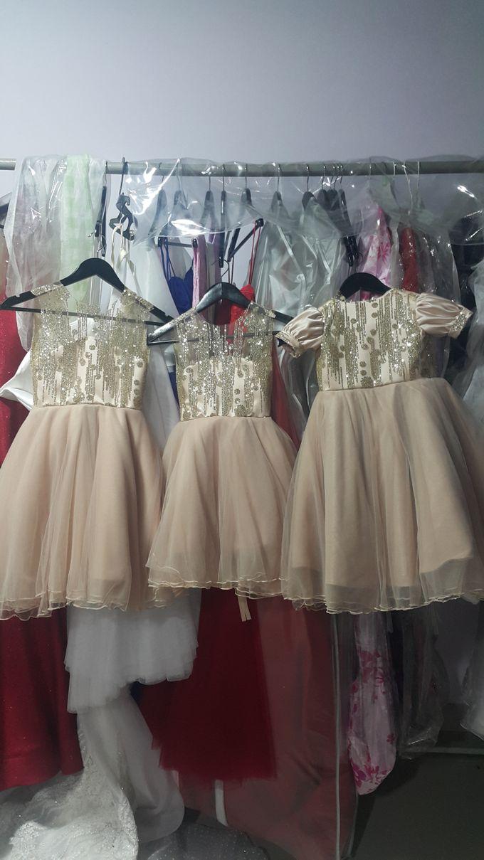 Kids Gown by 45Hilstudio - 001