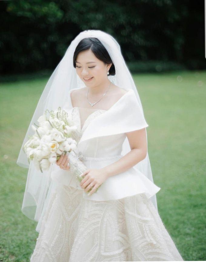 wedding of stephanus & crystabel by Vivi Valencia - 003