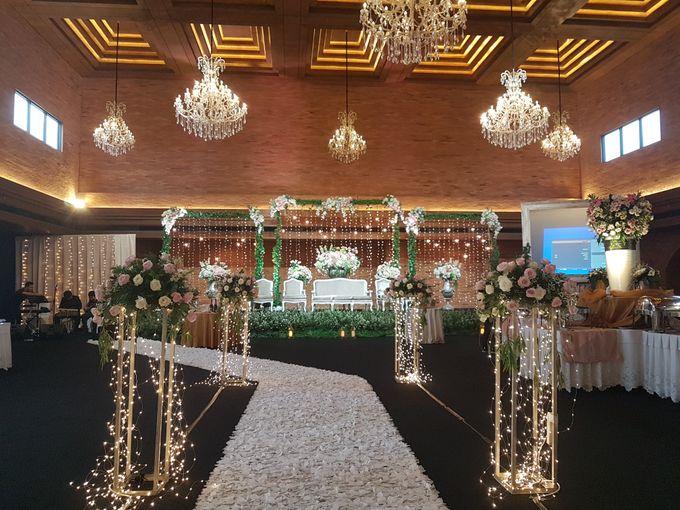 RENALDI & STEVANI WEDDING by United Grand Hall - 001