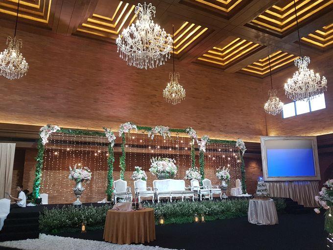 RENALDI & STEVANI WEDDING by United Grand Hall - 004