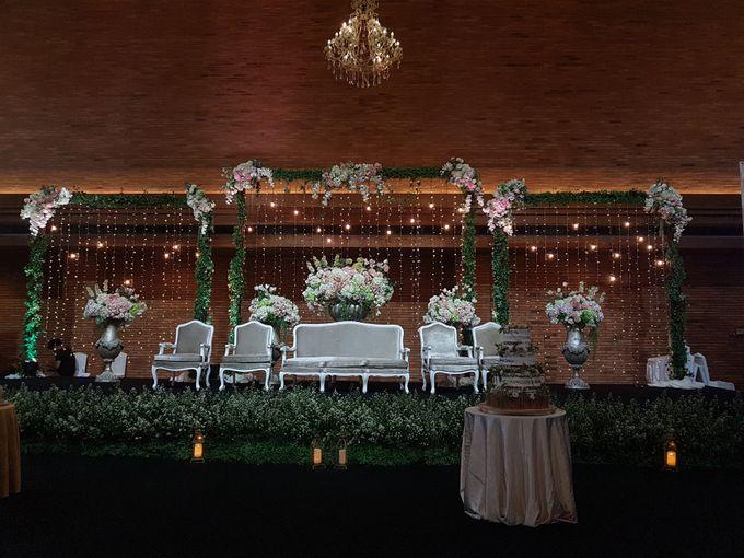 RENALDI & STEVANI WEDDING by United Grand Hall - 007