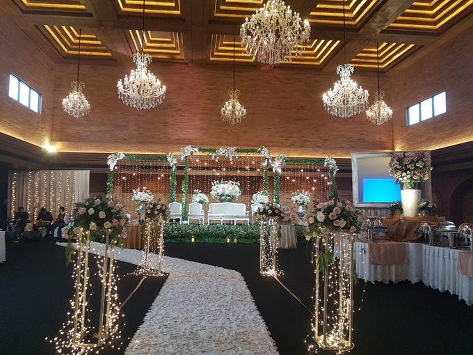 RENALDI & STEVANI WEDDING by United Grand Hall - 008
