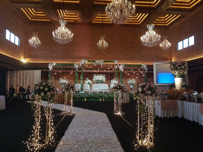 RENALDI & STEVANI WEDDING by United Grand Hall - 009