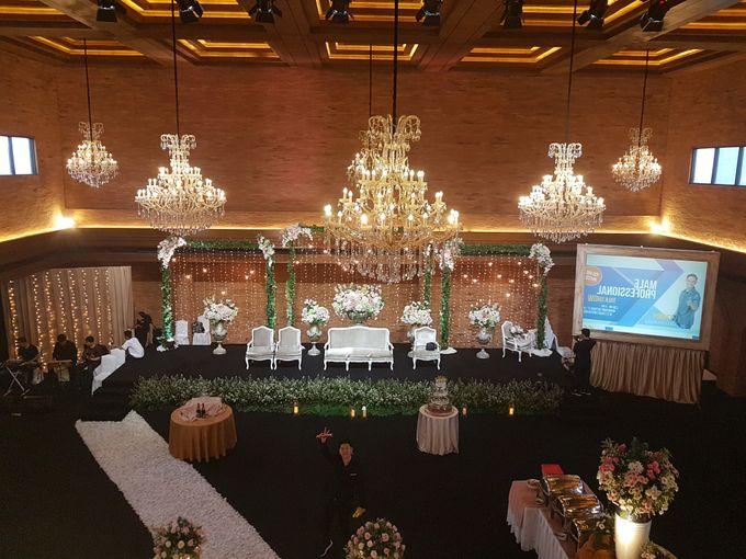 RENALDI & STEVANI WEDDING by United Grand Hall - 012