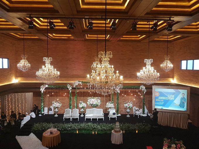 RENALDI & STEVANI WEDDING by United Grand Hall - 013
