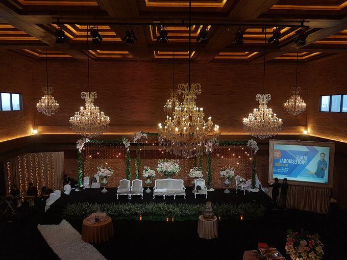 RENALDI & STEVANI WEDDING by United Grand Hall - 015