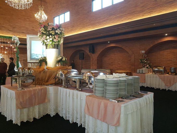 RENALDI & STEVANI WEDDING by United Grand Hall - 018