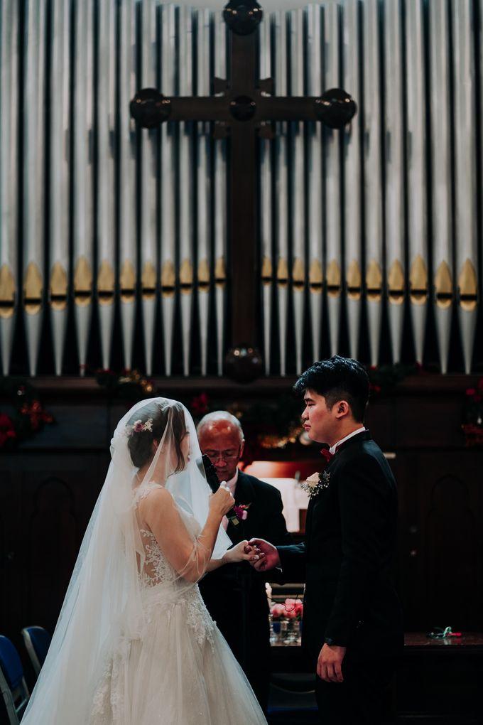 Solemnization & Matrimony- Joan x Cornelius by Jessielyee. - 031