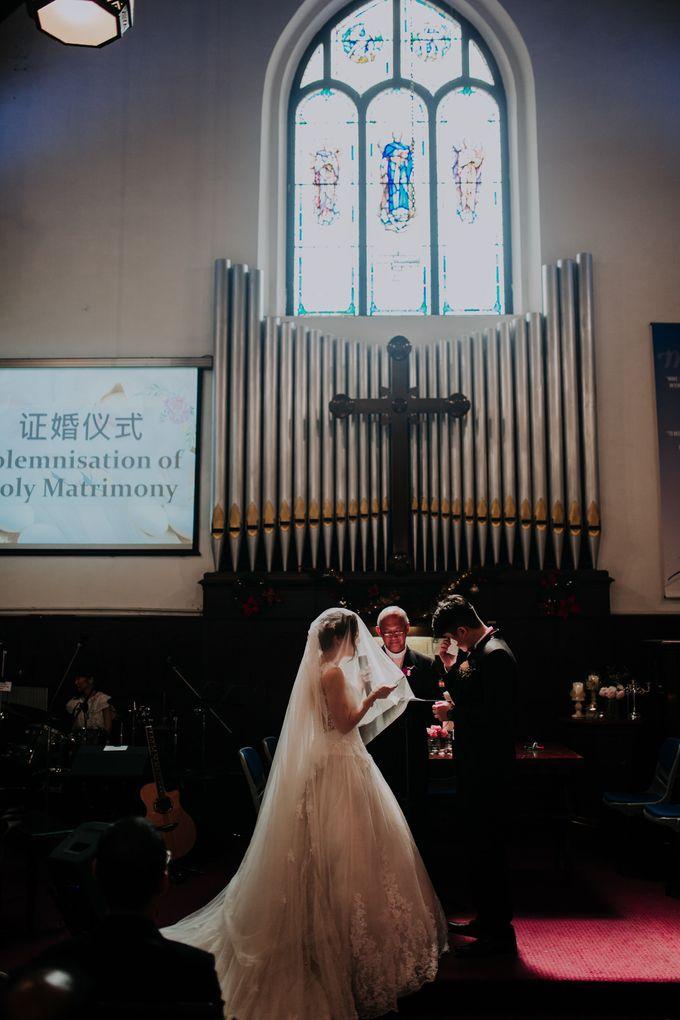 Solemnization & Matrimony- Joan x Cornelius by Jessielyee. - 001