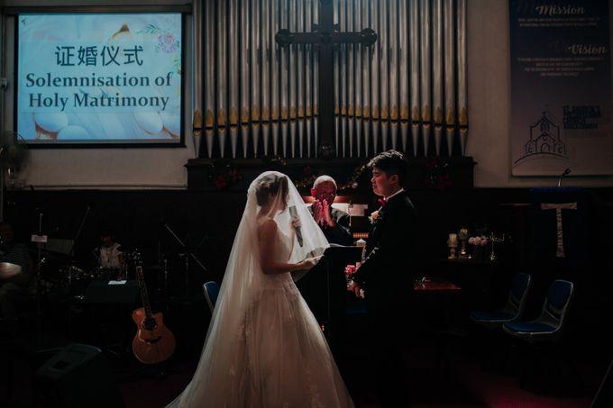 Solemnization & Matrimony- Joan x Cornelius by Jessielyee. - 033