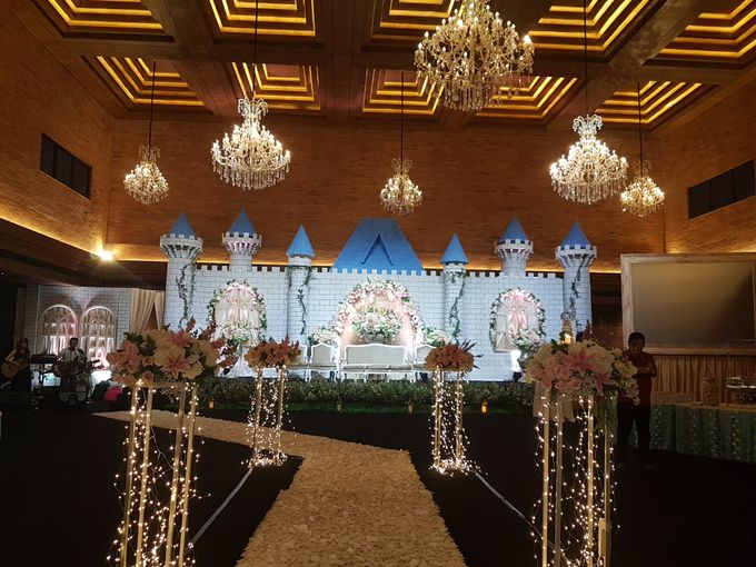 DANIEL & SANI WEDDING by United Grand Hall - 008