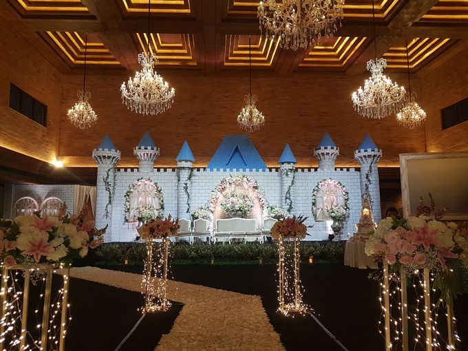 DANIEL & SANI WEDDING by United Grand Hall - 009