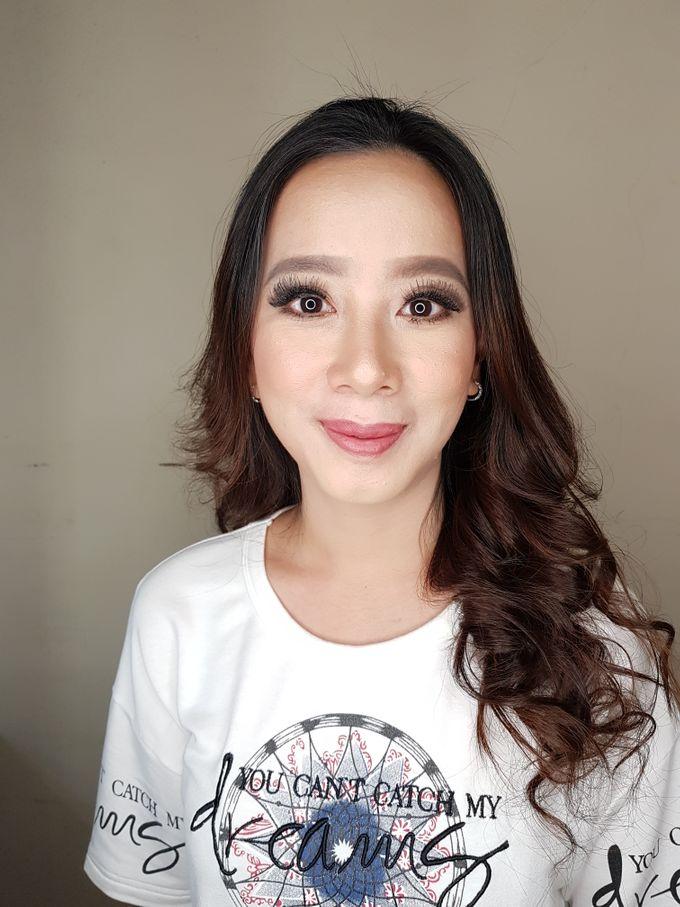 Test Makeup by Juny Veniera Makeup Artist - 008
