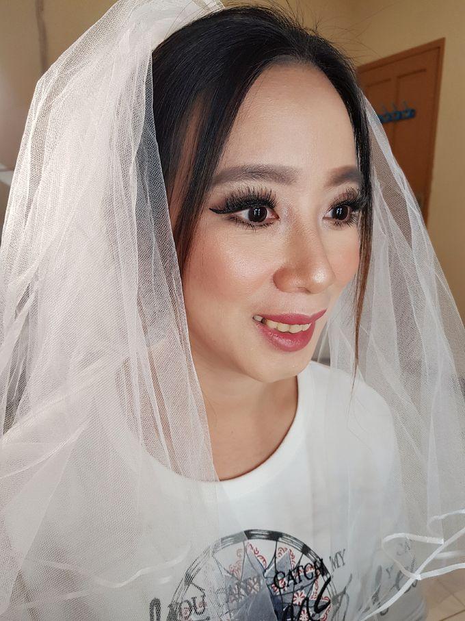 Test Makeup by Juny Veniera Makeup Artist - 007