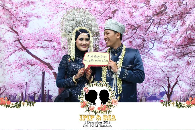 Wedding by Picpack photobooth - 010