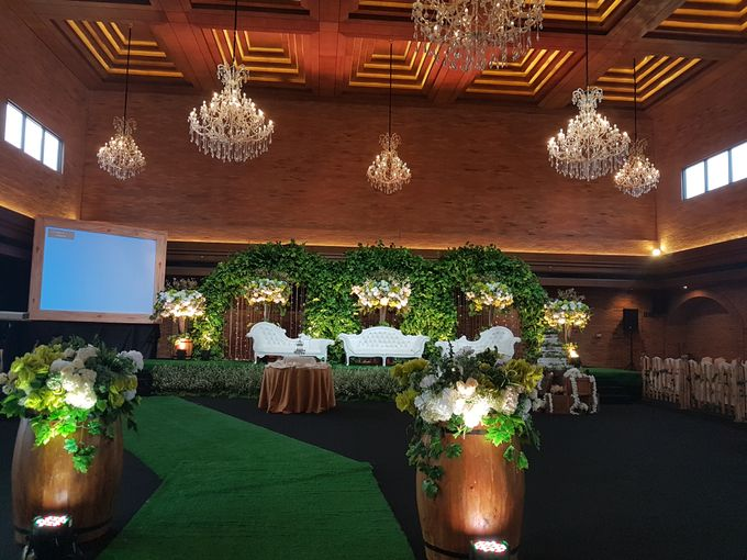 FELIX & LESLIE WEDDING by United Grand Hall - 004