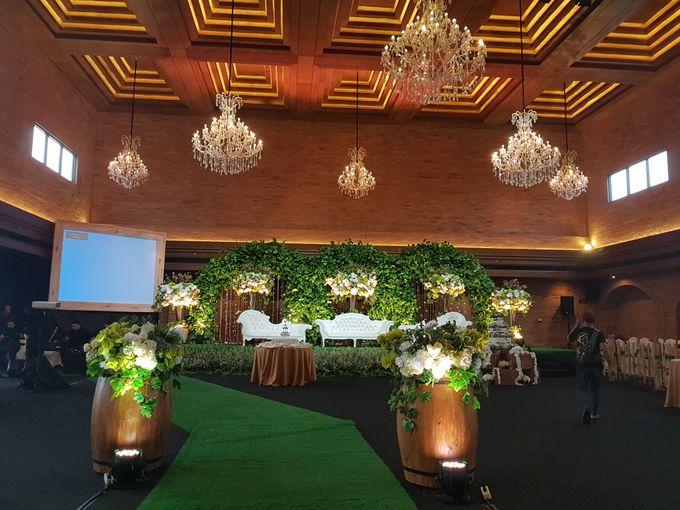 FELIX & LESLIE WEDDING by United Grand Hall - 005