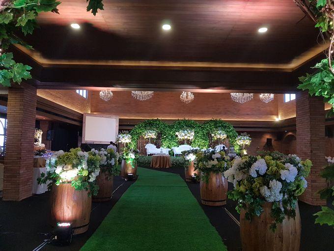 FELIX & LESLIE WEDDING by United Grand Hall - 003