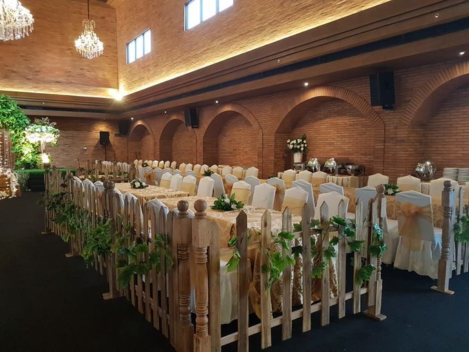 FELIX & LESLIE WEDDING by United Grand Hall - 009