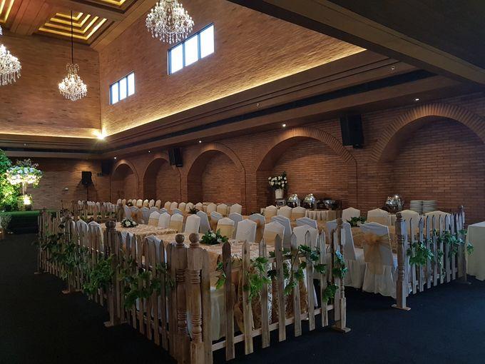 FELIX & LESLIE WEDDING by United Grand Hall - 020